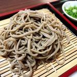 蕎麦処 為蔵 - 料理写真:ざる蕎麦