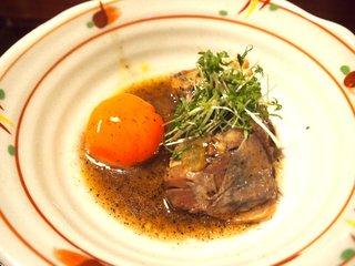 SHIMOMURA - 黒豚の黑煮
