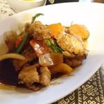 タイ料理サバイ・サバイ - ガパオムー