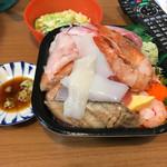 丼丸 青葉 -