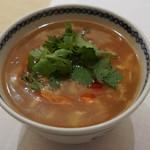 フルタ - 酸ラー湯麺