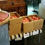 からびな - 桃の販売も❗