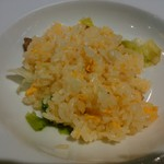 廣翔記 - 自家製叉焼とレタスの炒飯