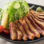 淡路島 牛カツランチ(1日限定10食)