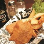 ハングリー - イギリス伝統の味 フィッシュ&チップス