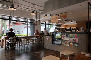 ストリーマー コーヒー カンパニー 茅場町店