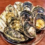 ハングリー - 安心・安全な新鮮な牡蠣たちです。