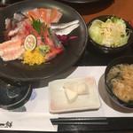 海鮮茶屋 一鮮 - 海鮮大漁丼