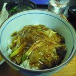 7017666 - カレー丼(670円)
