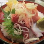 すし屋 銀蔵 - 海鮮丼