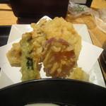 すし屋 銀蔵 - 野菜天ぷら