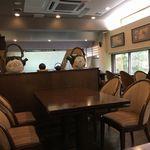 茶房 欅 - 店内
