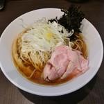 麺屋りゅう - 淡麗冷やしそば 780円