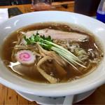 ふくろう - 煮干醤油 780円