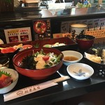松葉寿司 - 彩御膳
