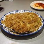 中国料理 喜羊門 - 漬け白菜と春雨炒め