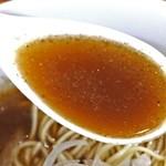 煮干中華ソバ イチカワ -