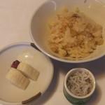 大進館 - 釜炊き生姜ご飯