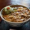 そば処東亭 - 料理写真:冷たい肉そば