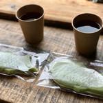 島京梵天 - 冷やしたいやき(1個240円)