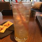 kawara CAFE&DINING - ゆずハイボール  550円