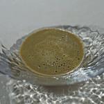 チウネ - 料理写真:岐阜県和良川の鮎のスープ