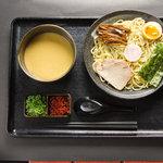 麺王者 井岡亭 - つけ麺(東京中野味)