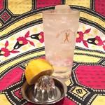 アラジン - 生搾りレモンサワー