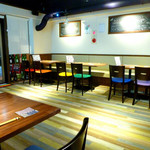 アルコバレーノ - ◆テーブル席