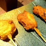 アルコバレーノ - ◆ピーマン肉詰、豚、鶏塩麹