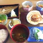 海席料理処 小舟渡 - 魚焼き定食