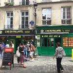 L'As du Fallafel - お店の外観