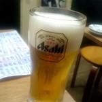 居酒屋万ちゃん - 生ビール:200円
