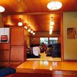 どぜう飯田屋 - ほどよく賑わう座敷席!