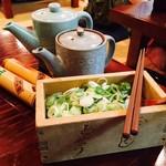どぜう飯田屋 - 薬味、調味料、割下など!