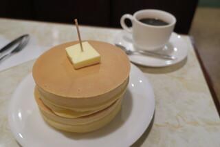 ニット - ホットケーキセット2