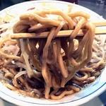 らーめん大 - 麺 2017.5.13
