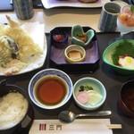 京料理 三門 - 華ごよみ膳¥1600+税