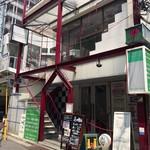 ビオディナミコ - お店は2階です。