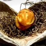 ラチュレ - 猪のタンとクルミのケークサレ