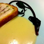 ラチュレ - 鮎のパイ包み焼き