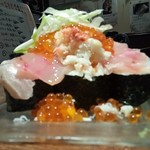 70191724 - 名物こぼれ寿司1200円