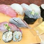 70192936 - 地魚鮨(2,200円)