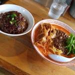 70192994 - 青龍&旨辛肉みそ飯