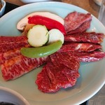 黒牛むらい - 料理写真:お肉