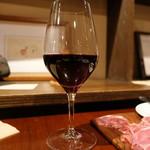 Deux Cochons - ☆Domaine Chapoton グラス赤ワイン!(^^)!☆