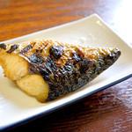 市場食堂 - 焼き鯖