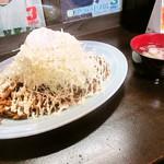 麺や横丁 縁日 - 料理写真:湘南やきそば スープ