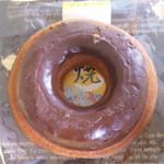 仙台菓子店 - 料理写真:焼ドーナツ(チョコレ-ト)