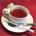 オステリア・バッカーノ - 紅茶